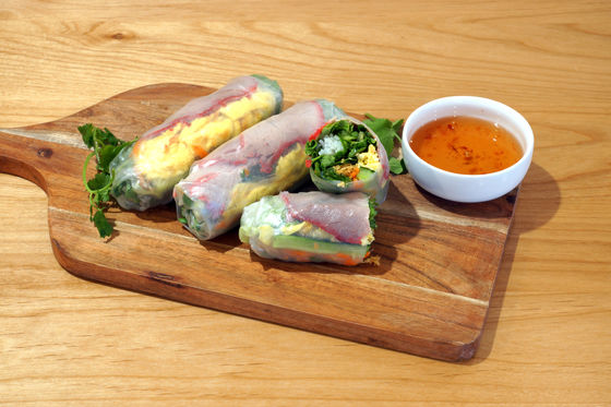 Special Spring Roll
