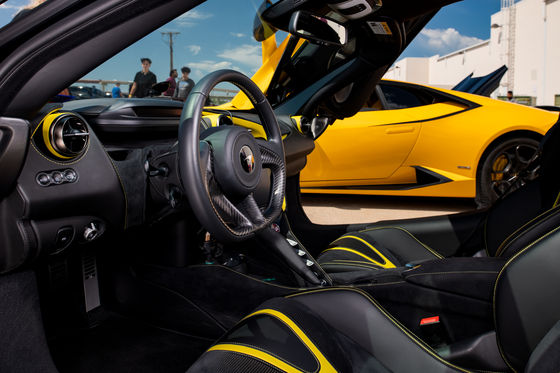 Photo 12 by TradeMarek Photography for High End Composite Automotive Photograph