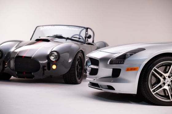 Photo 15 by TradeMarek Photography for High End Composite Automotive Photograph