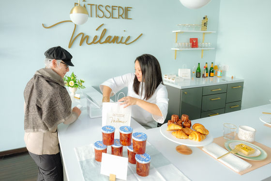 Photo 2 by VNKSM for Grand Opening - Patisserie Melanie