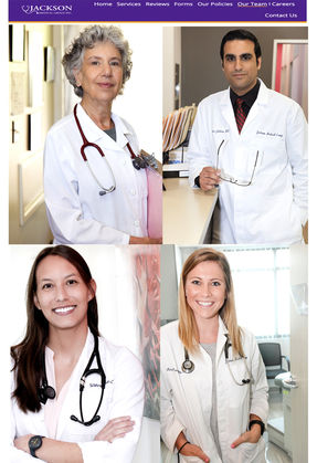 Doctors & Nurse photography
