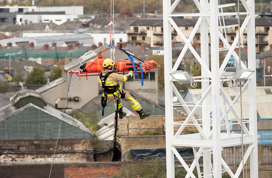 CIF H&S Week - Rescue Demonstration Photography