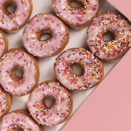 Photo 3 by Natalie Black for Dunkin' Donuts + Dream Mining