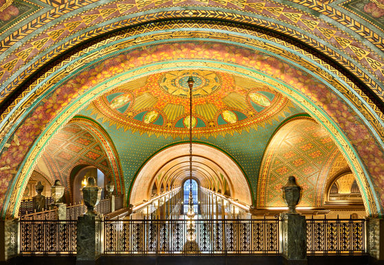 The Fisher Building Detroit