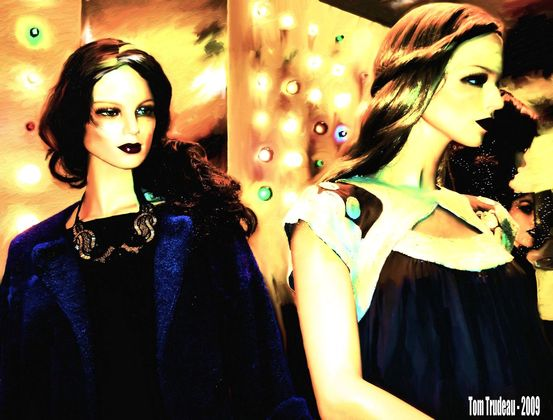 LA Dolls - Artistic Photography by Tommi Trudeau.