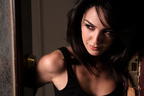 Actress Nazanin Boniadi (homeland, ben hur, how I met your mother)
