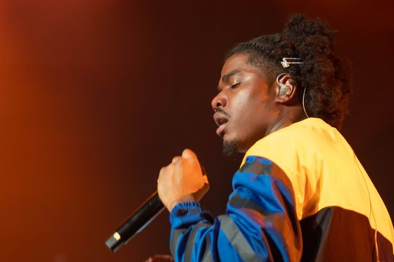 Smino shot by Kevin Baker