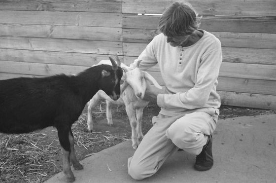 Farm Sanctuary 15 (Goats/Dr.Will Tuttle)