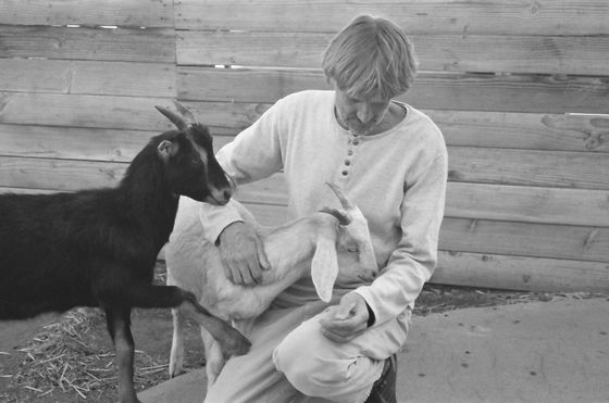 Farm Sanctuary 16 (Goats/Dr.Will Tuttle)