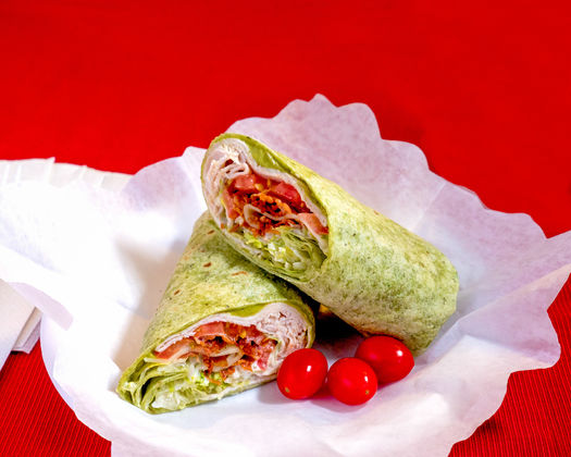 California Avocado Wrap